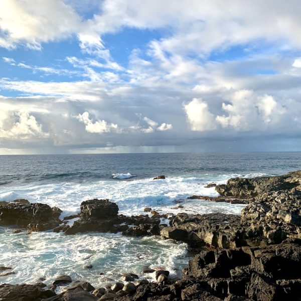 Meer Lava El Golfo Lanzarote