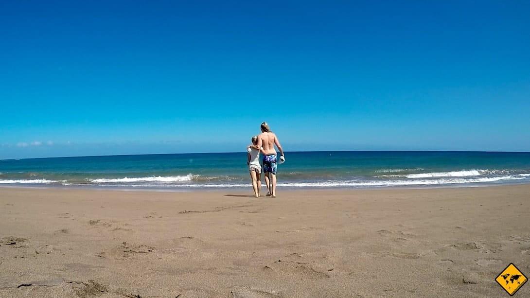 Meer Puerto del Carmen Lanzarote