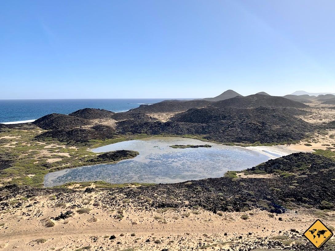 Meer See Isla de Lobos