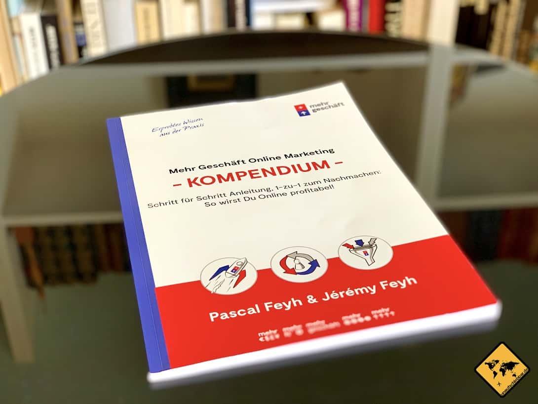 Mehr Geschäft Online Marketing Kompendium Buch