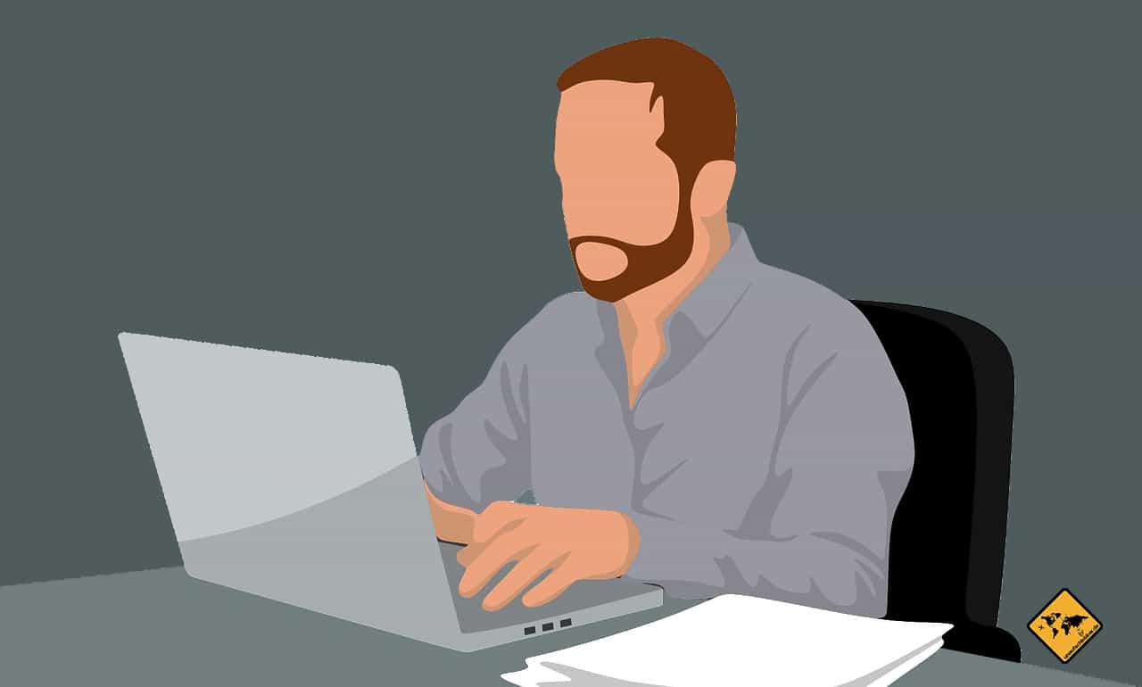 Mehr Konzentration - Vorteil ortsunabhängig Arbeiten