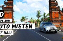 Mietwagen Bali – 5 Anbieter im Vergleich & 10 Tipps zum Auto mieten auf Bali