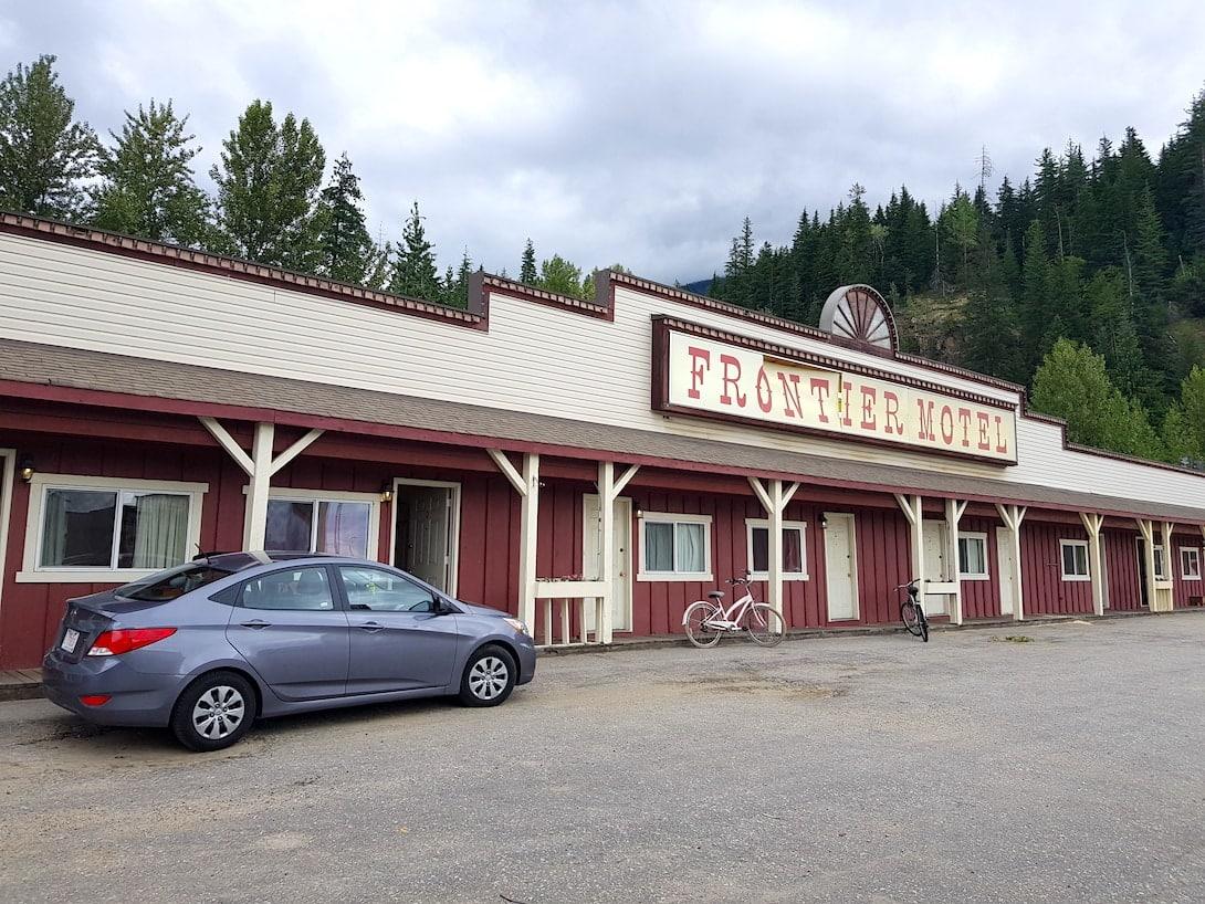 Mietwagen Rocky Mountains Kanada