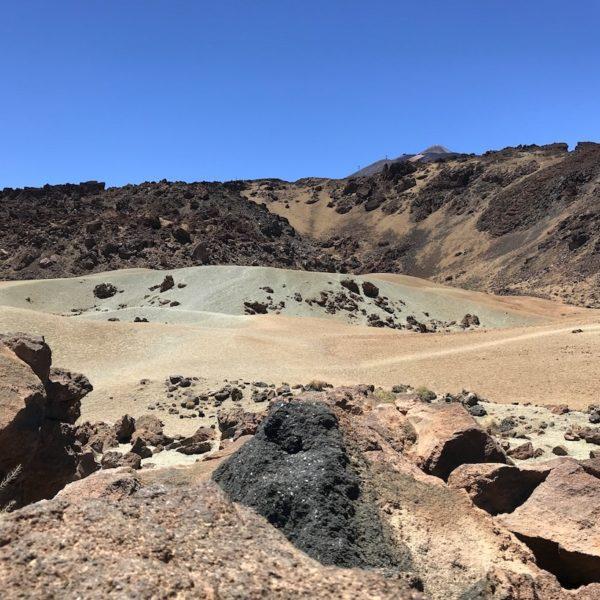 Minas de San Jose Parque Nacional del Teide