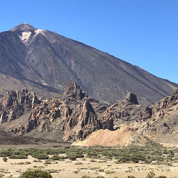 Mirador Boca Tauce Parque Nacional del Teide