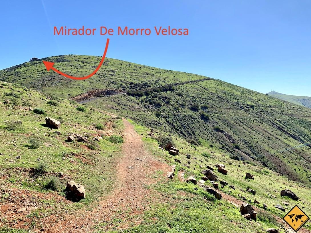 Mirador De Morro Velosa Parque Rural de Betancuria