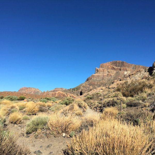 Mirador Llano de Ucanca Nationalpark Teide Landschaft