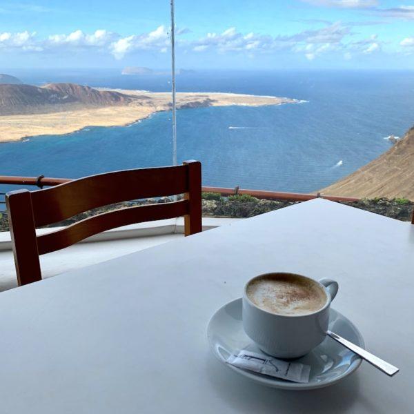 Mirador del Río Cafe