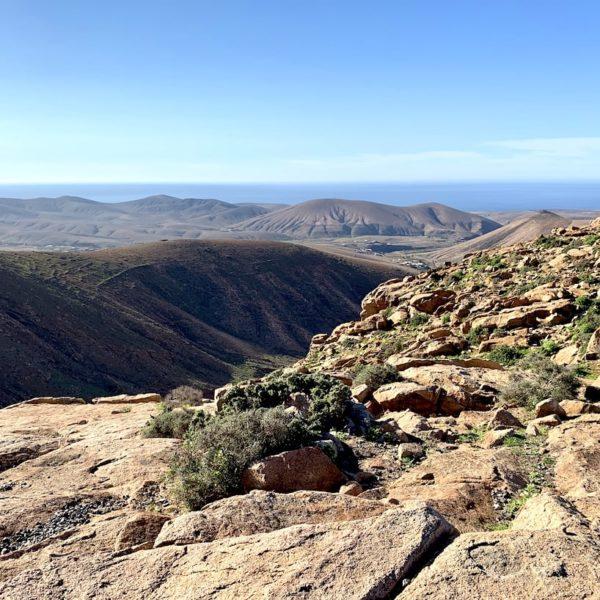 Mirador del Risco de las Peñas Fuerteventura