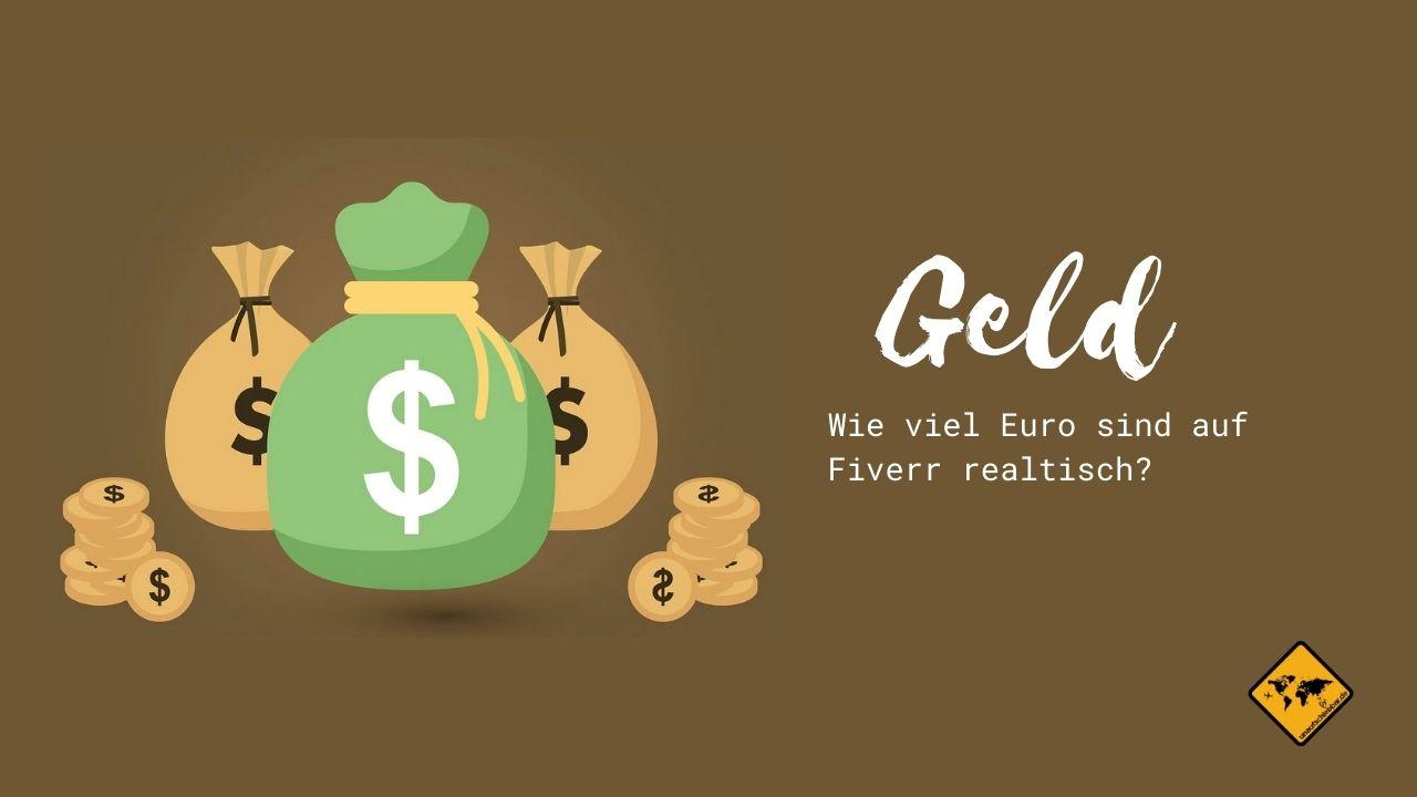Mit Fiverr Geld verdienen