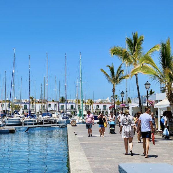 Mogán Hafen Gran Canaria