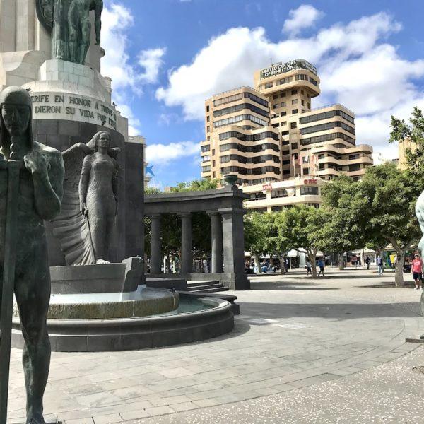 Monumento a Los Caídos Santa Cruz de Tenerife