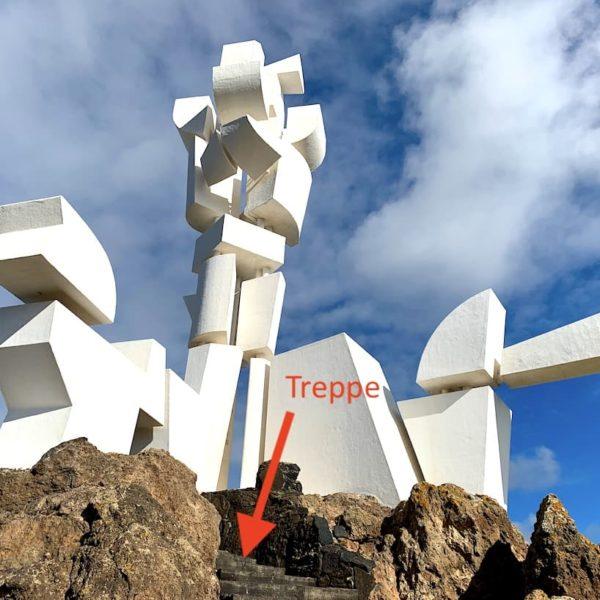 Monumento al Campesino Lanzarote Bauern-Denkmal