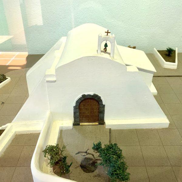 Monumento al Campesino Miniaturen