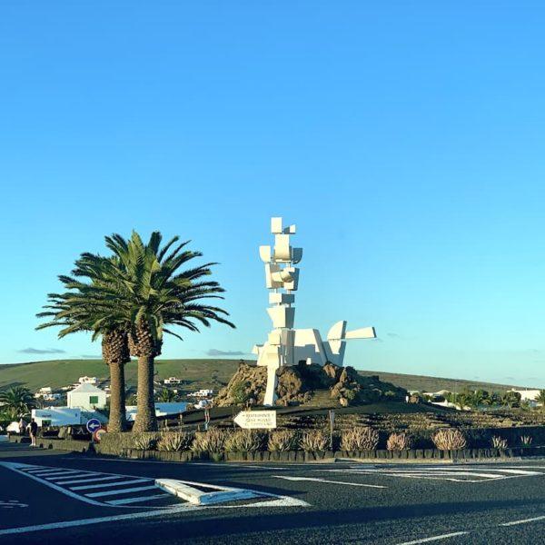 Monumento al Campesino Straßensicht