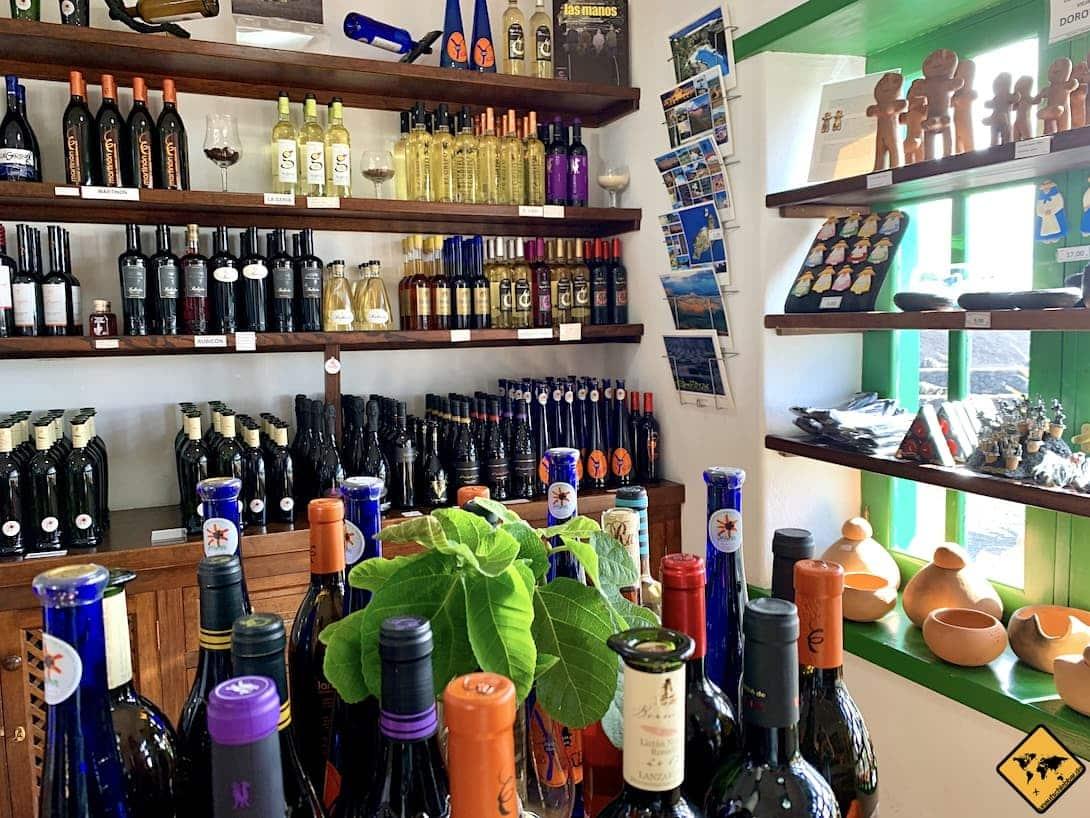 Monumento al Campesino Wein Souvenir-Shop