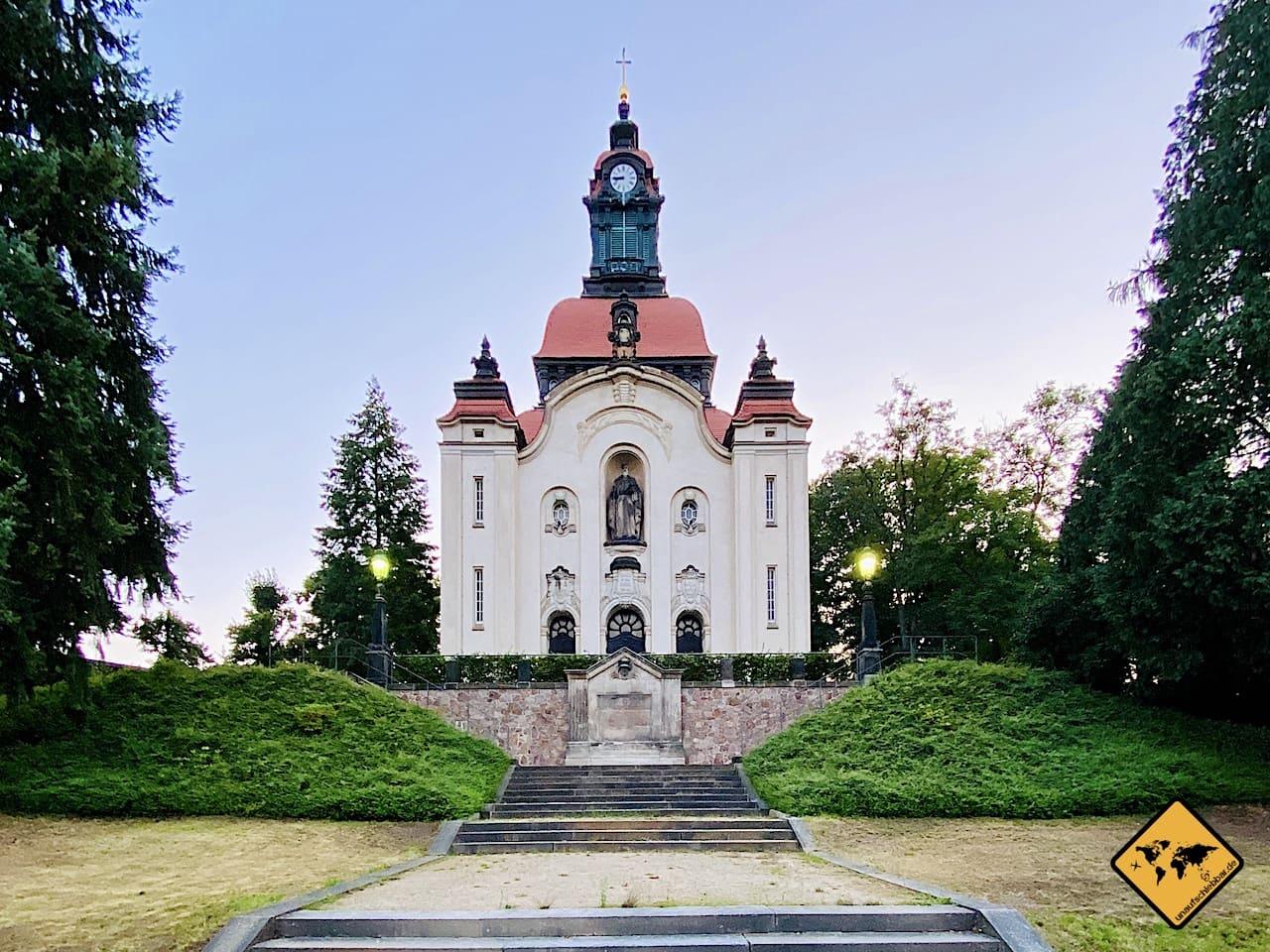 Moritzburg Sehenswürdigkeiten Kirche