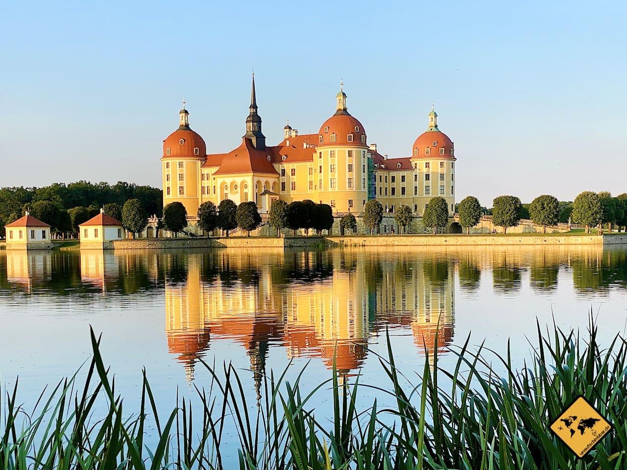 Moritzburg Sehenswürdigkeiten Schloss