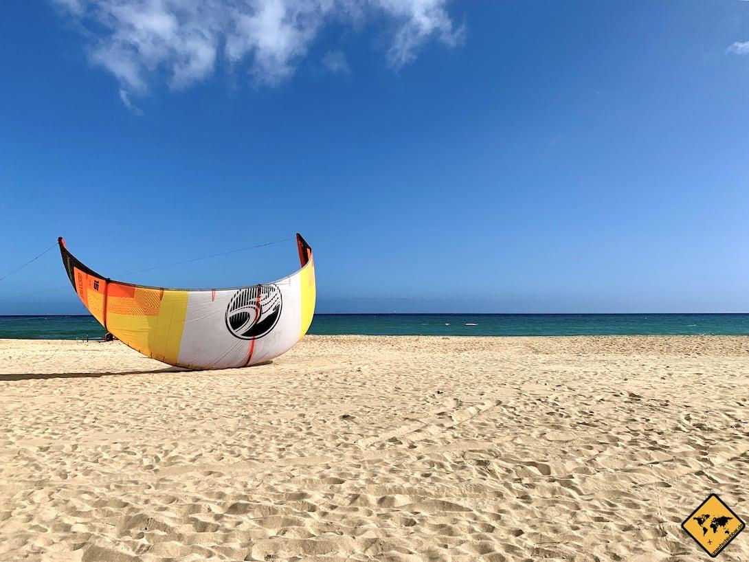 Morro Jable Kitesurfen