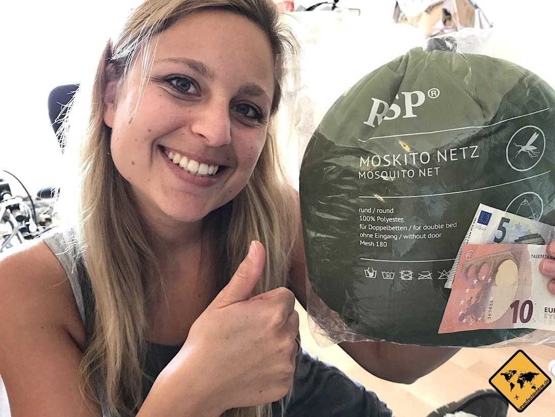 Mückenschutz Moskitonetz von RSP