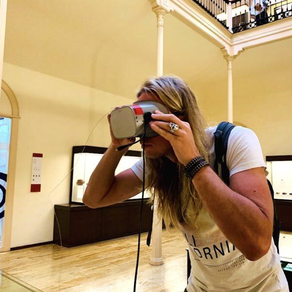 Museo Canario VR Brille