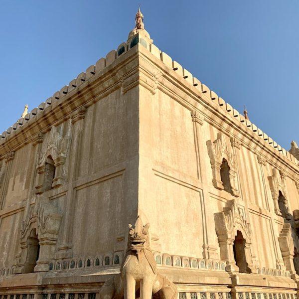 Myanmar Bagan Ananda Tempel