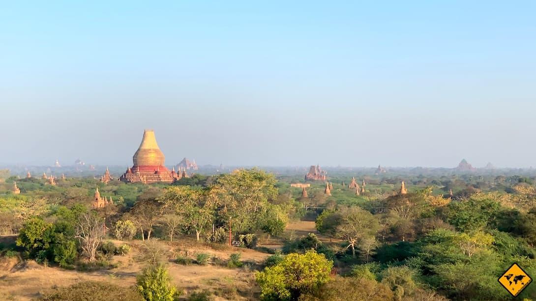 Myanmar Tempel Bagan
