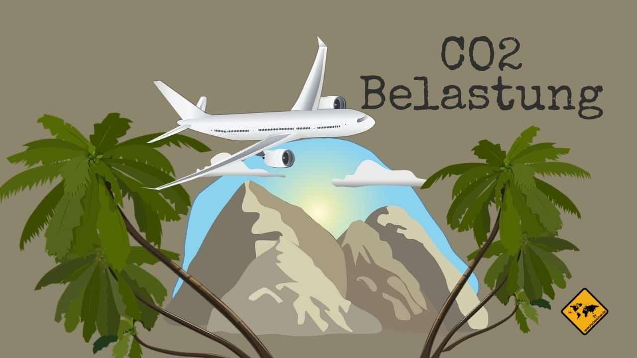 Nachteil CO2 Belastung Umwelt digitale Nomaden