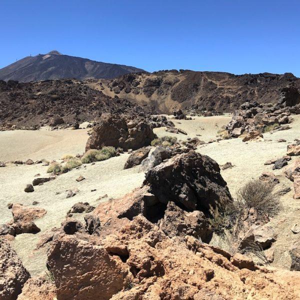 Nationalpark Teide Minas de San Jose