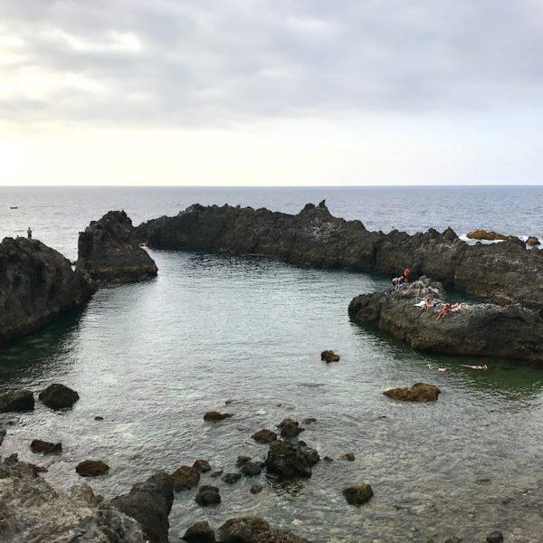 Naturpool Charco del Viento