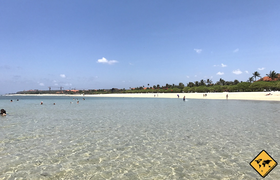 Naturpool Ebbe Nusa Dua Beach
