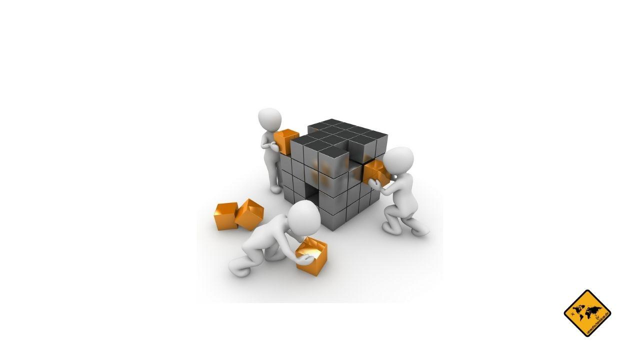 Netzwerk Hamsterrad Absicherung
