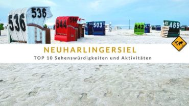 Aktivitäten und Sehenswürdigkeiten in Neuharlingersiel – Top 10