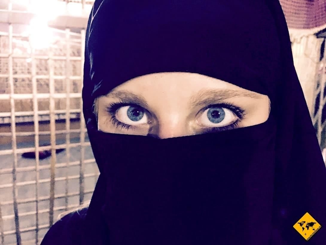 Niqab Kleidung Dubai