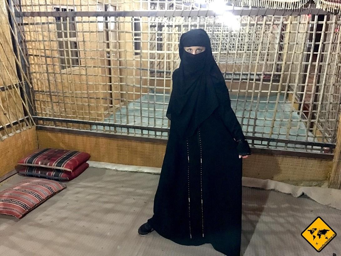Niqab Vereinigte Arabische Emirate