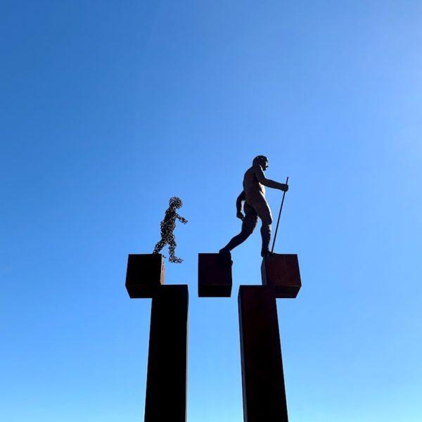 No hay Monumento Fuerteventura seitlich