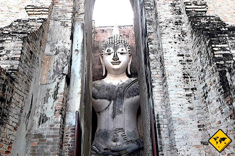 Nordthailand Historicial Park Sukhothai