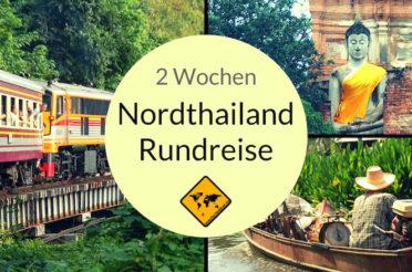Nordthailand Rundreise inklusive Bangkok – 2 Wochen Route