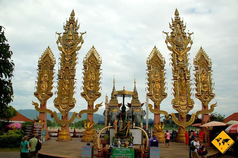 Nordthailand Rundreise Golden Triangle Chiang Rai