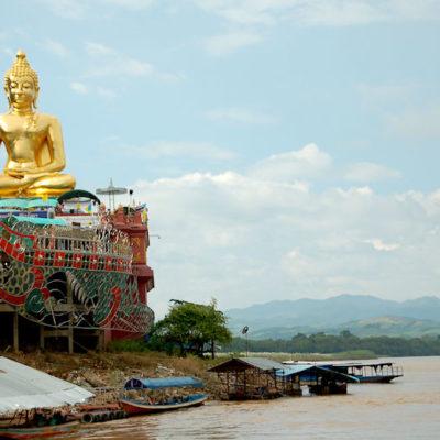 Nordthailand Rundreise Mekong Fluss