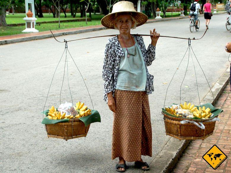 Nordthailand Rundreise Menschen