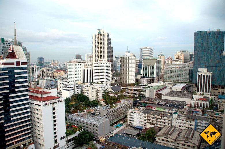 Nordthailand Rundreise Start Bangkok