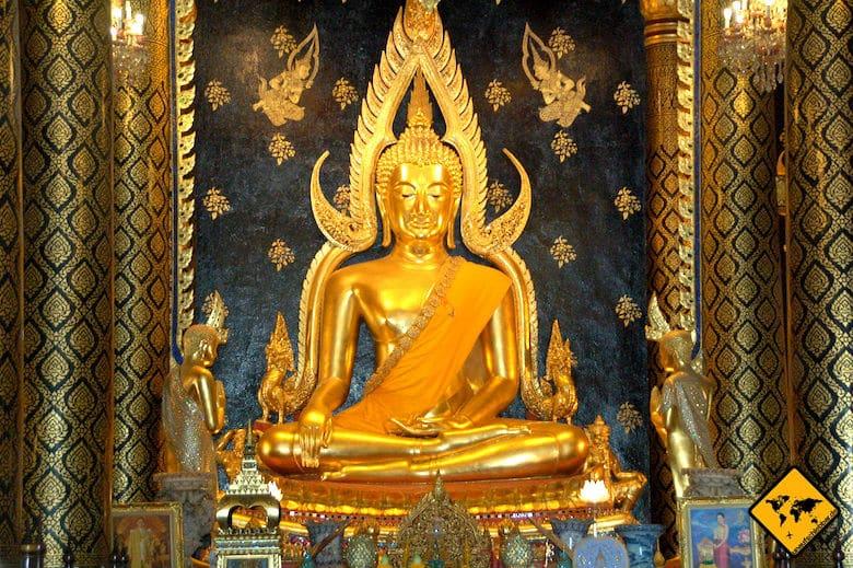 Nordthailand Rundreise Wat Phra Si Rattana Mahathat Phitsanulok