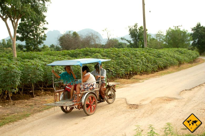 Nordthailand Rundreise