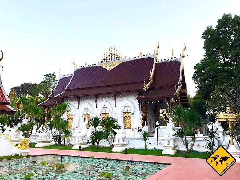 Nordthailand Wat Pa Dara Phirom Chiang Mai