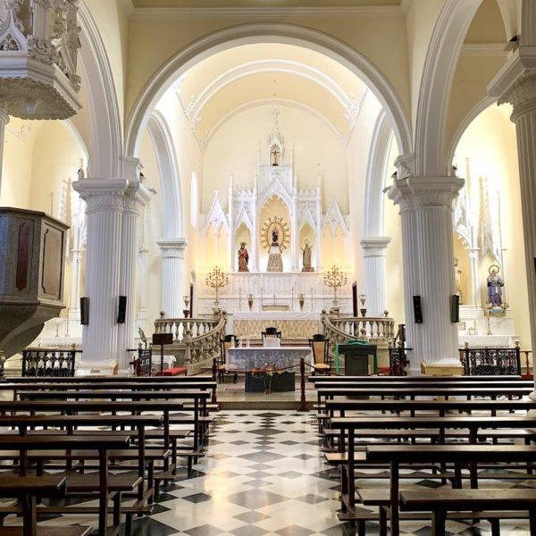 Nuestra Señora de Guadalupe Teguise Innenraum