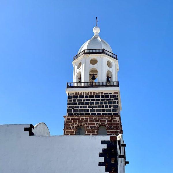 Nuestra Señora de Guadalupe Teguise Kirchturm
