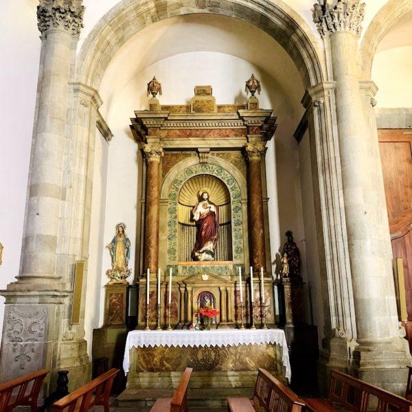 Nuestra Señora de la Concepción Innenraum