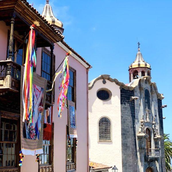 Nuestra Señora de la Concepción und Bibliothek