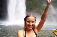 Nungnung Waterfall Bali – Baden unter der kräftigen Dusche der Natur